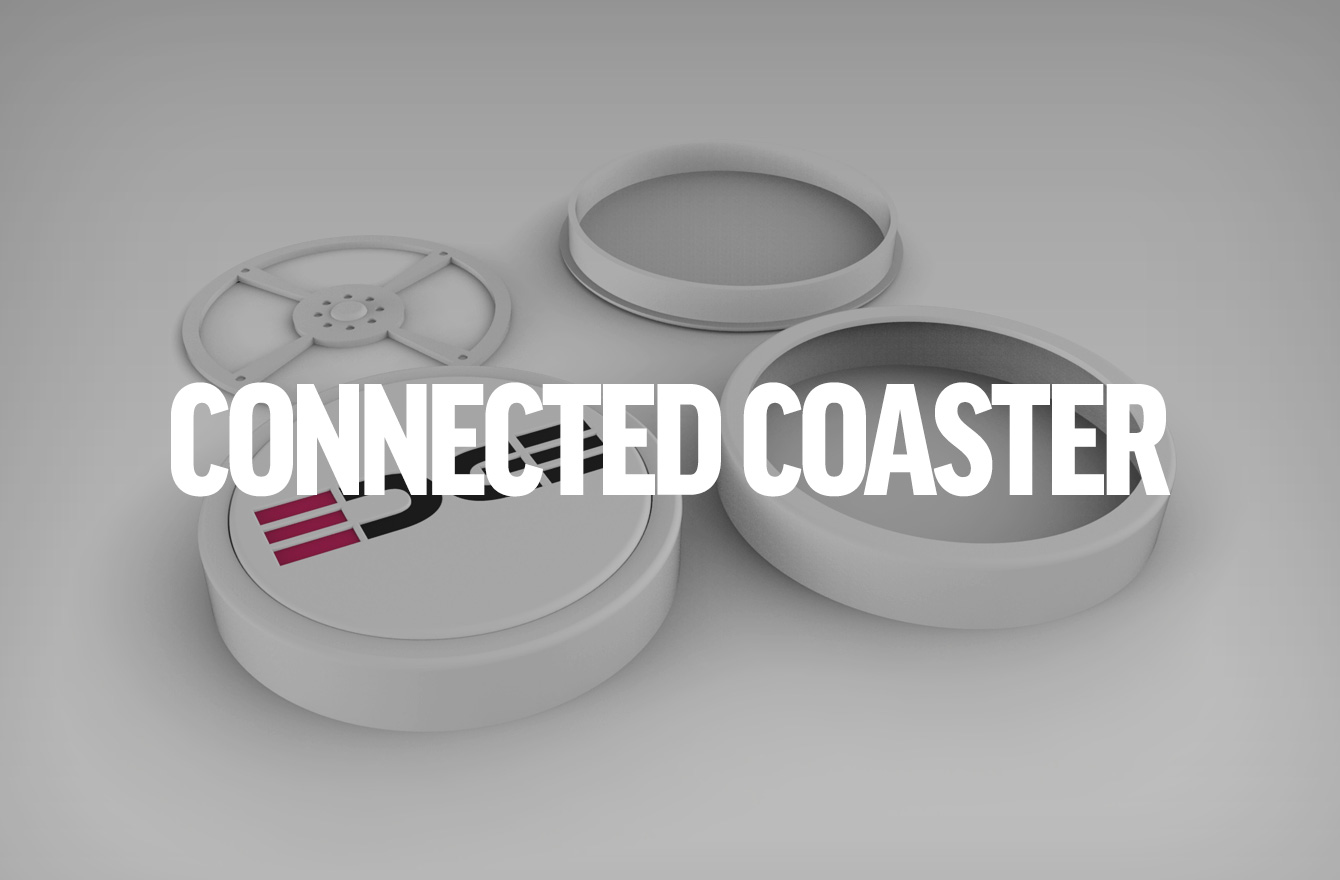 Connected Coaster IoT